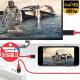 아이폰 8 X MHL케이블 TV연결 HDMI USB 미러링케이블