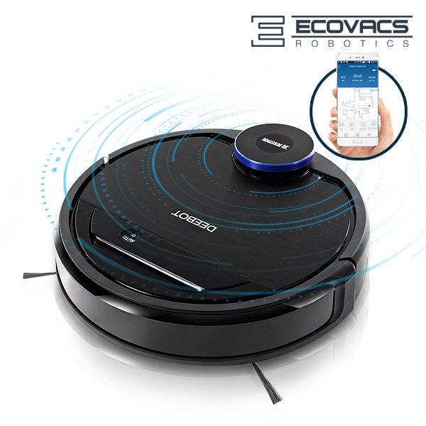 에코백스 OZMO 930 로봇청소기 진공+물걸레 / 맵핑기능 상품이미지