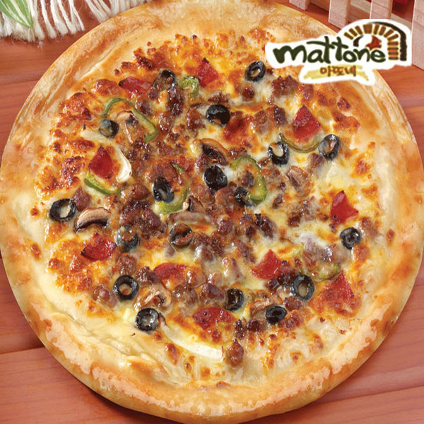 피자 모짜렐라치즈 냉동피자  마또네피자 불고기피자 상품이미지