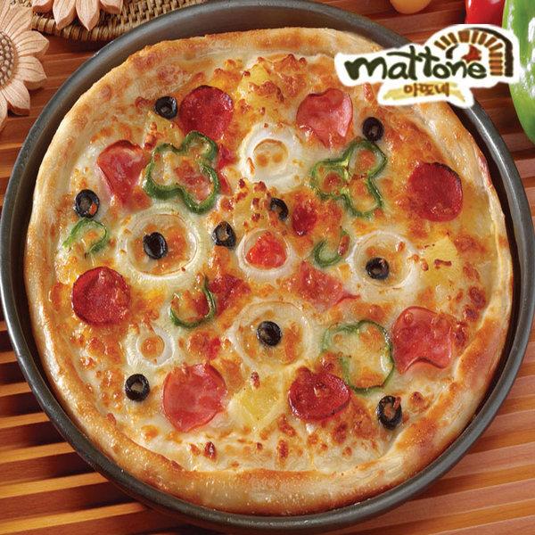 피자 모짜렐라치즈 마또네피자 콤비네이션피자 상품이미지