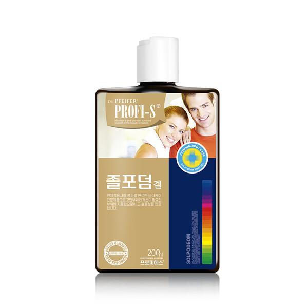 프로피에스 졸포덤겔/바디슬리밍크림/바디탄력/뱃살 상품이미지