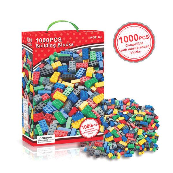 레고리필블럭 1000피스 클래식 호환 크리에이티브블록 상품이미지