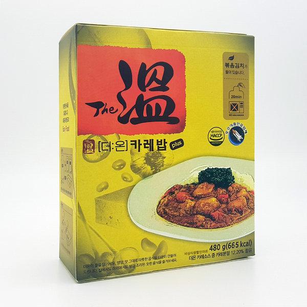 (더온플러스 카레밥) 비상식량/전투식량/간편식/참맛 상품이미지