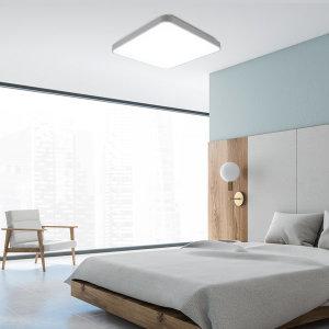 [원하조명]LED방등/조명/등기구 조명등 미러 방등 50W LG칩