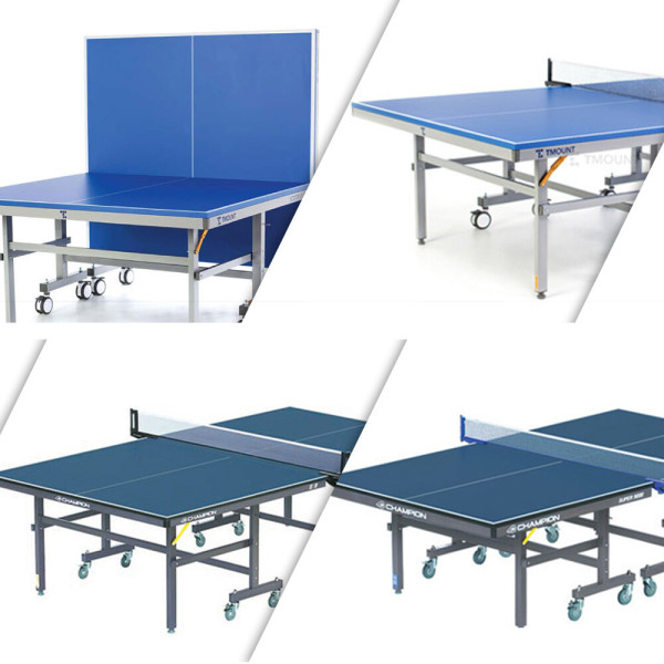 티마운트 챔피온 스마트 아이 탁구대 바운드프로 S-33 상품이미지