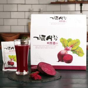 [GFresh]제주비트즙 100ml X 50포 비트원액100% 더 진한 맛