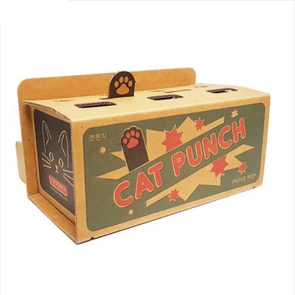 고양이 캣펀치 두더지잡기놀이 CAT PUNCH 냥이 장난감 상품이미지