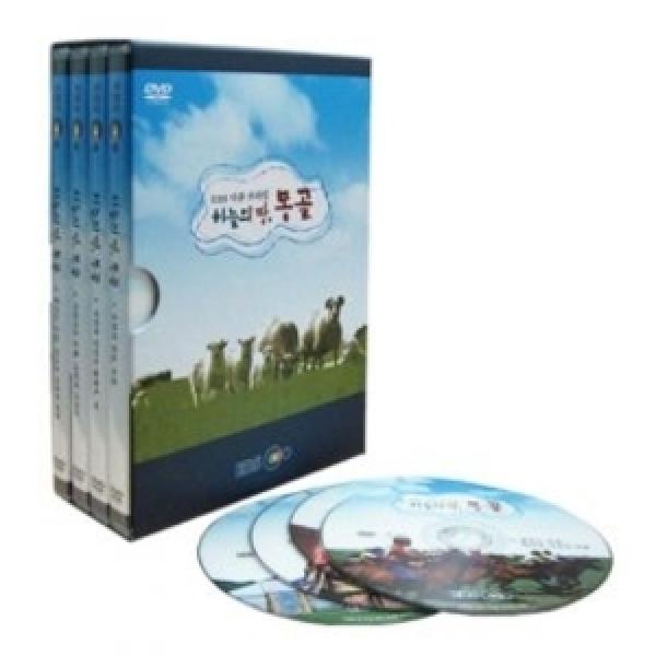 다큐 프라임 - 하늘의 땅 몽골 DVD 상품이미지