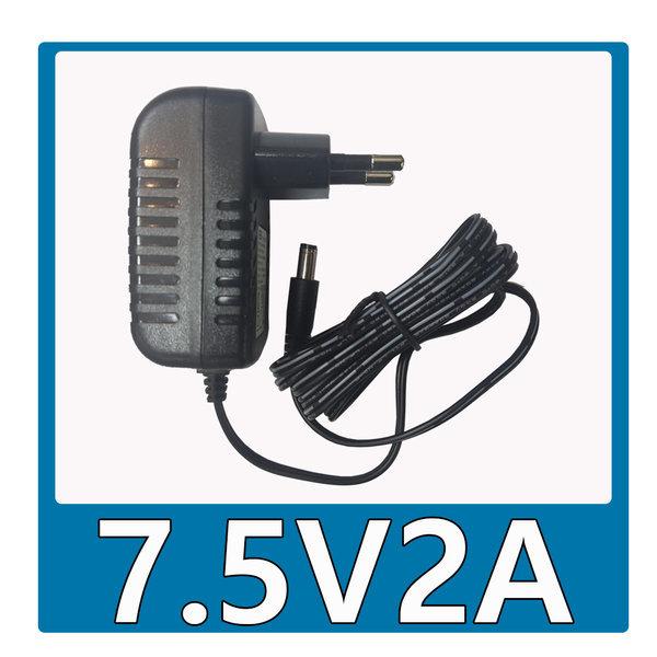 안전사 아답타 7.5V2A 고품질 아답타 모뎀아답타 상품이미지