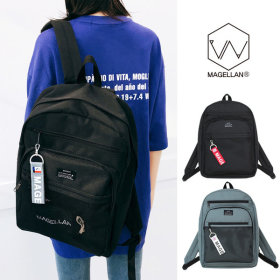 LKBP-086/Plain/Backpack/Backpack/Couple/Bag/Men/Women