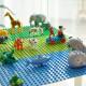 레고 듀플로 블럭판 놀이판 테이블 책상 DB002