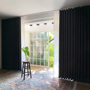 [창안애]창안애 1+1암막커튼 거실창문/아일렛커텐/방한방풍