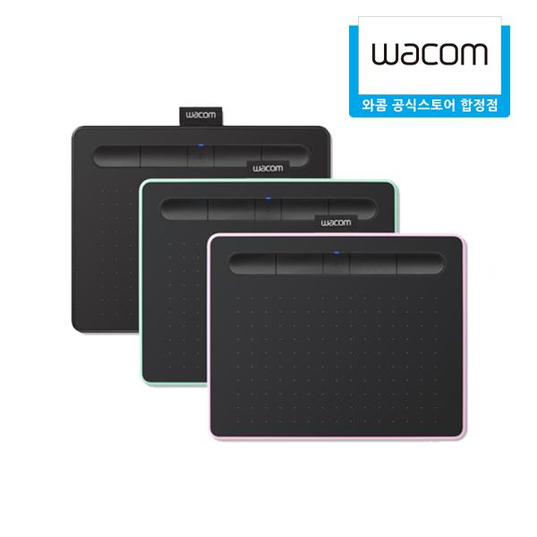 와콤타블렛 인튜어스 CTL-4100WL블루투스 블랙 /파우치 상품이미지