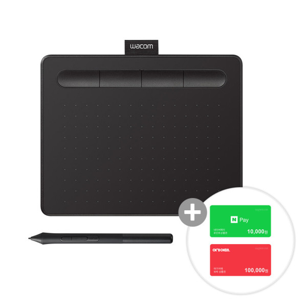 와콤 인튜어스 타블렛 CTL-4100 블랙에디션 가격인하 상품이미지