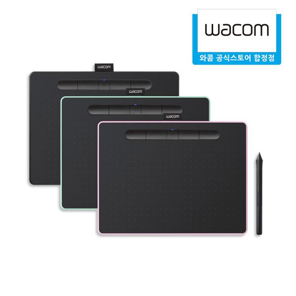 와콤타블렛 인튜어스 CTL-6100WL블루투스 블랙 /합정점 상품이미지