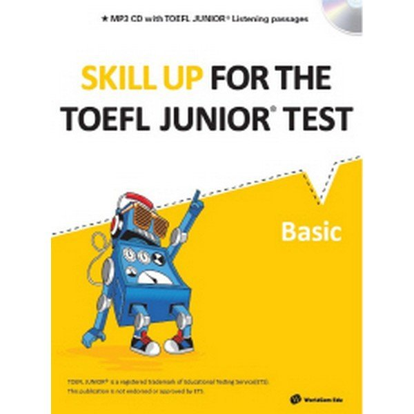 Skill Up for the TOEFL Junior test Basic 상품이미지