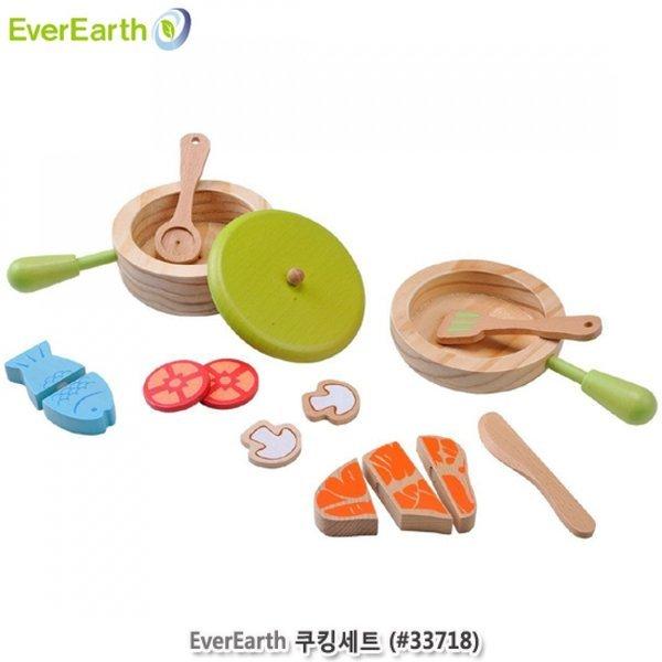 에버어쓰(EverEarth) 쿠킹세트 소꿉놀이 주방놀이 상품이미지