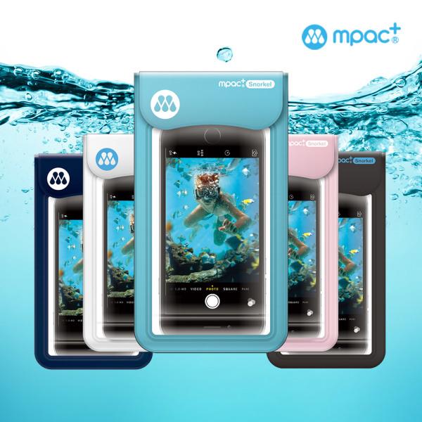 엠팩플러스 수중터치 스마트폰 방수팩 S20 엠팩스노클 상품이미지
