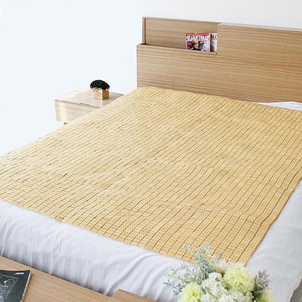 내추럴플러스 퀸거실형 마작 침대자리 150X195 15미리 상품이미지