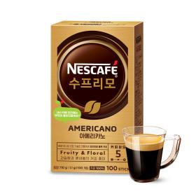 수프리모 아메리카노 100T /커피믹스/커피