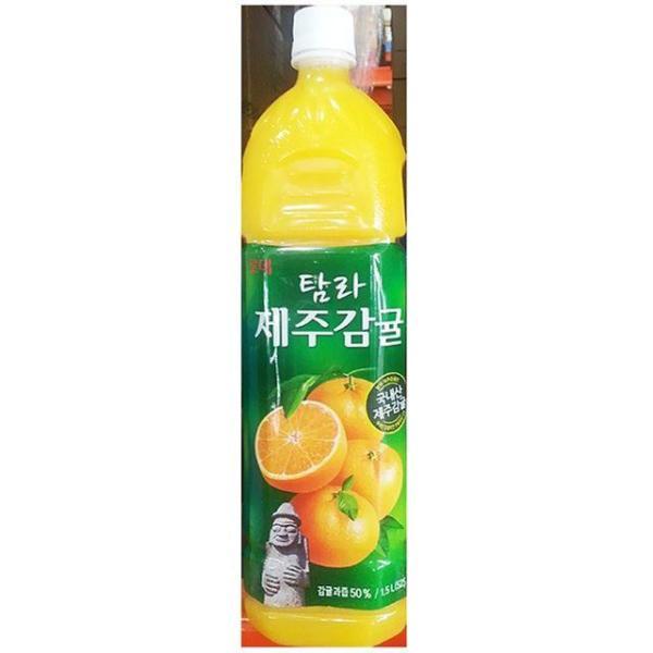 코카콜라) 미닛메이드 오렌지(1.5리터)x12페트 믿을 상품이미지