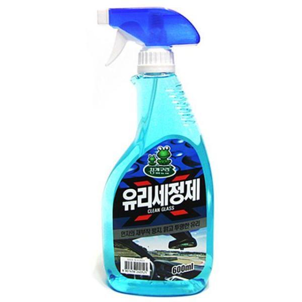 차향 유리세정제600ml 차량용품 청소 세차용품 자동 상품이미지