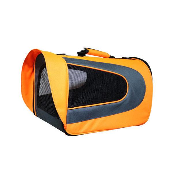 피플펫 애견가방 럭셔리 오렌지(소형) 강아지 이동가 상품이미지