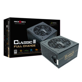 Classic II 700W +12V Single Rail 85+ 풀체인지