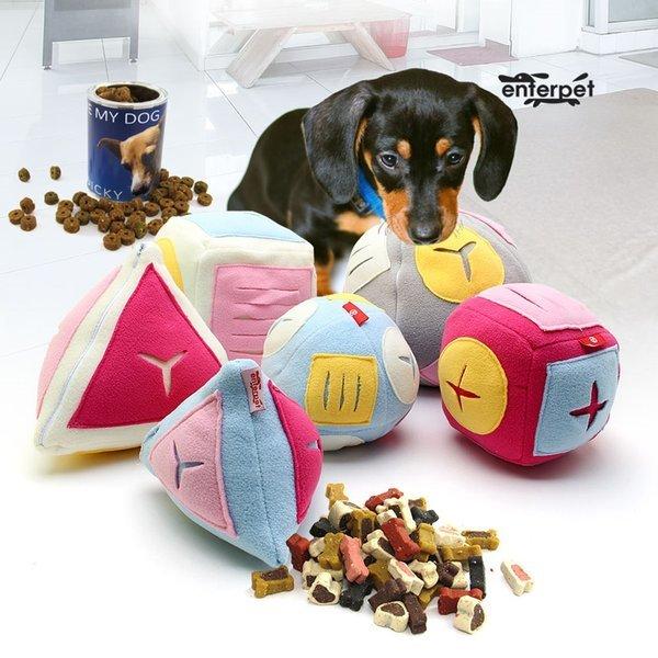엔터펫 킁킁볼 애견장난감 노즈워크 강아지장난감 상품이미지