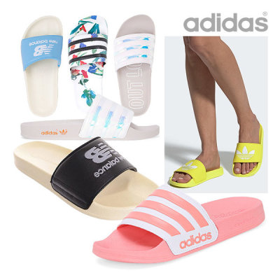 new balance slippers/slides Velcro slippers/indoor shoes