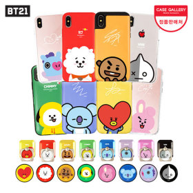 BT21 Cellphone Case iPhone 6 7 8 Plus S8 9 Note8