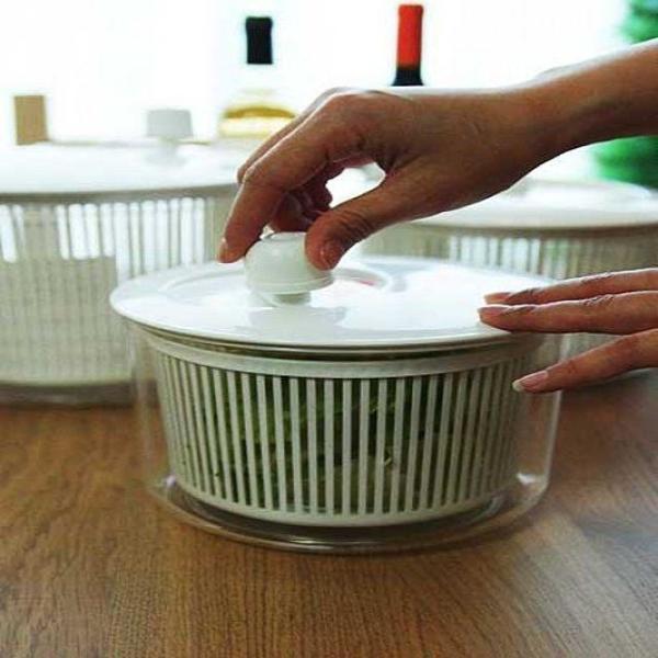 물기를 쫙 빼주는 일본산 야채 탈수기 3size 상품이미지