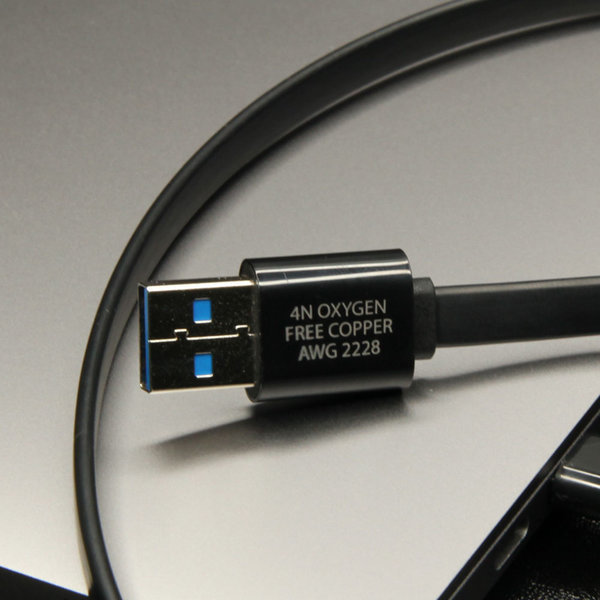 펀디안 C타입 USB3.0 초고속 데이터 충전케이블 0.25m 상품이미지