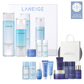 Basic 2-item Light Set Basic Water Skin Emulsion