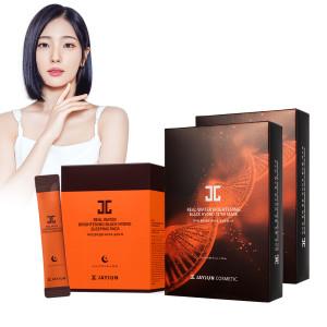 [제이준]수분 충전 블랙 물광 3-STEP 마스크 30매