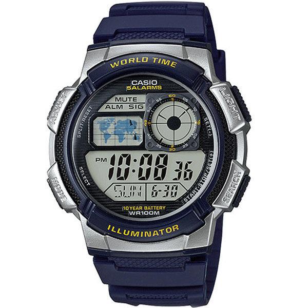 카시오정품 AE-1000W-2A 스포츠전자손목시계 남성여성 상품이미지