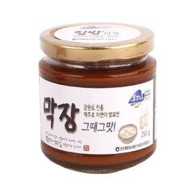 영월농협동강마루 막장250g(1+1)총500g