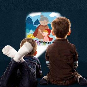 명작동화를 빛으로 보여주는 동화손전등 스토리라이트
