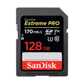 익스트림 프로 SD카드 128GB