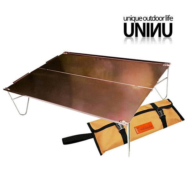 알루미늄 솔로테이블 백패킹테이블 접이식 미니테이블 상품이미지
