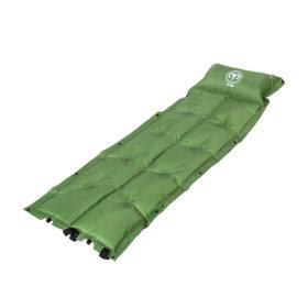 아틱폴 자충식 베개일체형 캠핑매트 A1007 - 그린
