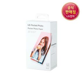 LG 포켓포토 PC389 전용 카트리지(인화지)36매