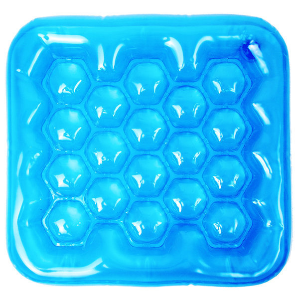 에어방석 에어물방석 사각 블루 쿨방석 아이스방석 상품이미지