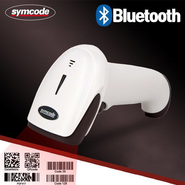 SYMCODE 무선 바코드 스캐너 블루투스 바코드 리더기 상품이미지