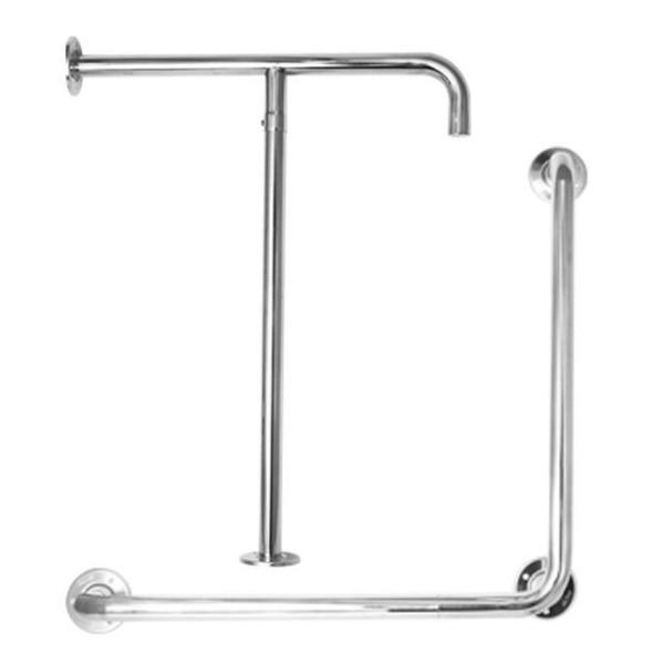 장애인손잡이 양변기용 안전 보조 화장실 욕실 상품이미지