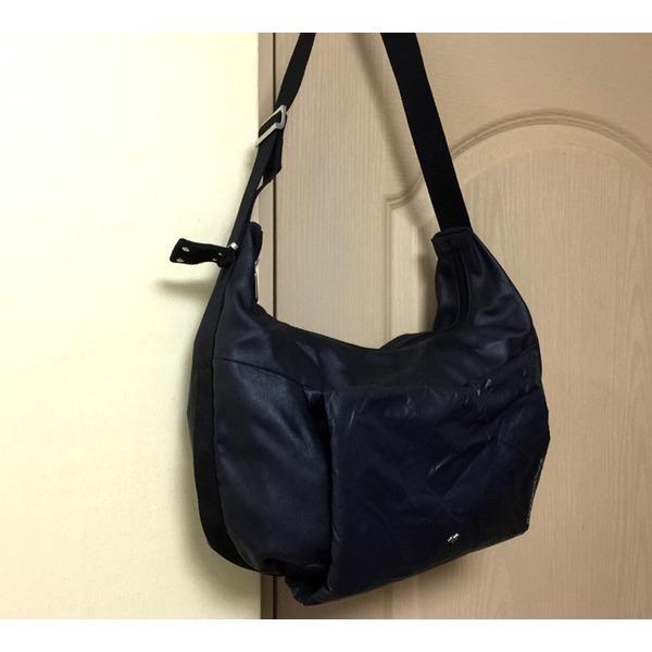 만다리나덕 검정 숄더백 가방 여성 KN900 중고 상품이미지