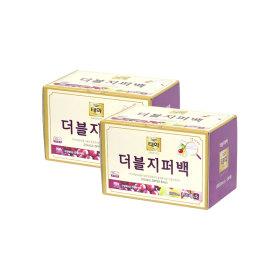 위생백비닐백봉투/ 태화 더블 지퍼백 (중 120매)