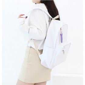 LKBP-013/Plain/Backpack/Backpack/Couple/Bag/Men/Women