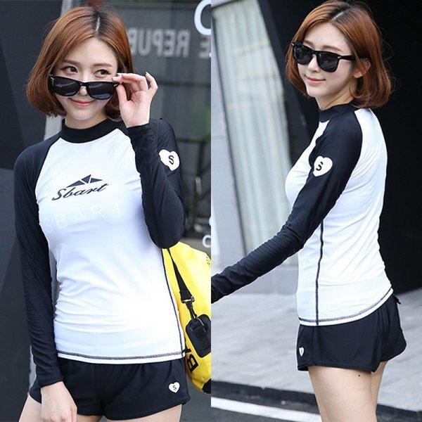 SBA-972 여자 래쉬가드 비치웨어 티셔츠 상품이미지