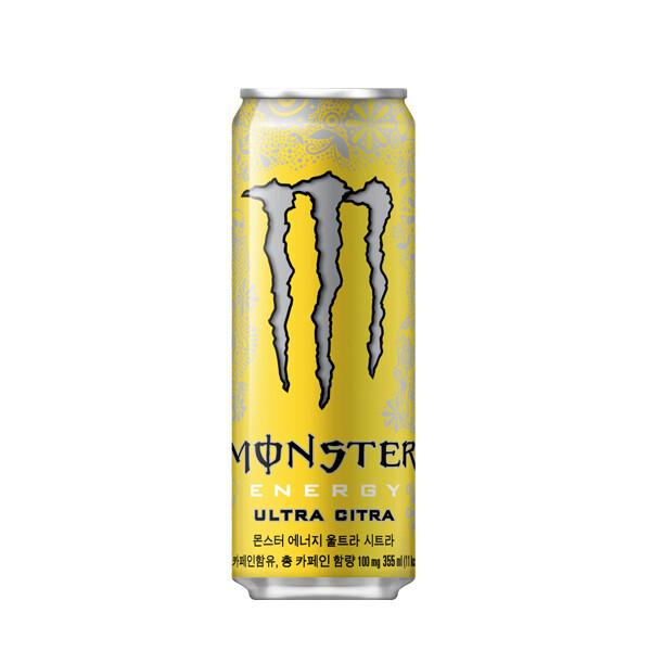(현대Hmall) 코카콜라  몬스터 에너지 시트라 355CAN X24 상품이미지